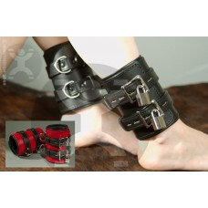 Classic DeLuxe Wide Leather Restraints