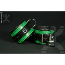 Classic Deluxe Restraints in Green
