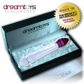 DreamToys - Tutti Frutti Glass Dildo