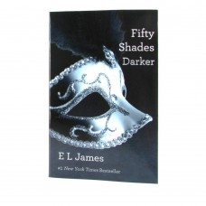 Fifty Shades Darker by E.L James - Book 2