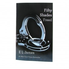 Fifty Shades Freed by E.L James - Book 3