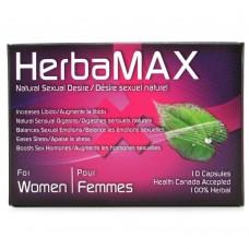 HerbaMAX for Women in 10 Pack