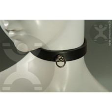 Post Dee Leather Fetish Collar