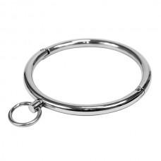Rimba Metal Round Slave Collar