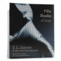 Fifty Shades of Grey Audio Book on CD - E L James