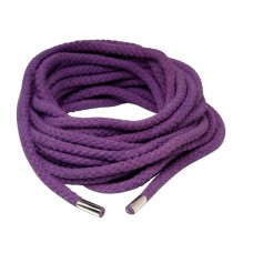 Fetish Fantasy Series 35 Foot Japanese Silk Rope in Purple