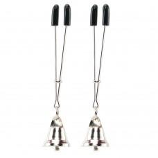 Tweezer Nipple Clamps with Bells